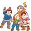 Зимняя сказка. Танцы и игры для дошкольников. Семинары в городах Украины