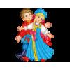 Русская пляска (для детей 2-х – 3-х лет).
