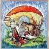 Сценарий осенней сказки «Друзья под грибом»