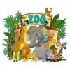 Конспект занятия основной образовательной деятельности «Путешествие в зоопарк»