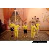 Танец  для детей 4-5 лет «Солнечный зайчик»