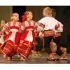 Русские танцы и игры для детей.