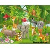 Сценарій «У казковому світі тварин»