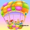 Сценарий выпускного праздника «Путешествие на воздушных шарах»