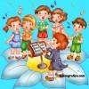 """Статья """"Инсценировка шуточной песни Тульской области «У нашей у Дуни» для детей 3-4 лет"""""""