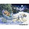 Сценарий новогоднего утренника «Волшебная сказка»