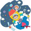 Сценарий праздника «Космическое приключение»