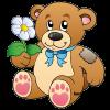 """Лялькова вистава """"Як ведмедик солодке шукав"""""""
