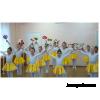 Методическая разработка открытого занятия по ритмике с элементами классического танца.