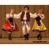 Полька – один из самых популярных и любимых национальных танцев.