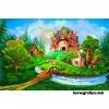 Конспект образовательной деятельности  «Необыкновенные приключения в волшебной стране»