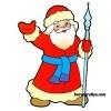 «Новогодний танец для Деда Мороза»