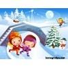 Сценарий спортивно-музыкального развлечения «Зимние забавы»