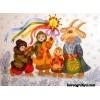 Сценарий праздника «Гуляют ребятки в Рождественские святки»