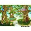 Музыкально-логопедическое развлечение «В волшебном лесу»