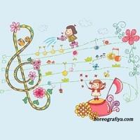 Странички виртуального журнала музыкального руководителя для родителей «Звуки музыки».