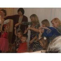 Сценарий музыкального развлечения «Для любимой мамочки»