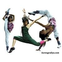 Современный танец для детей от 7 до 10 лет