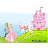 Как стать принцессой.