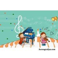 Влияние музыки на развитие творческих способностей ребёнка.