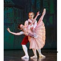 Значение фольклора в классическом танце.