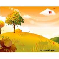 """Сценарий праздника """"Осень золотая к нам пришла"""""""