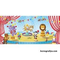 """Статья """"Методическая разработка итогового занятия по хореографии для детей 4-5 лет """"Чудеса в Цирке"""""""