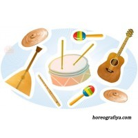 """""""Обучение детей дошкольного возраста игре на детских музыкальных инструментах"""""""