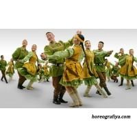 Статья «Развитие танцевальной культуры якутов»