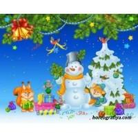 """Новогодний сценарий """"Чудеса под новый год или как мы искали дедушку мороза"""""""