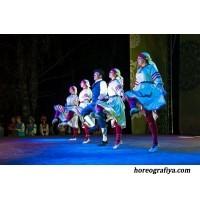 Эстонские народные танцы – как материал по сохранению, воспроизведению объектов нематериальной культуры.