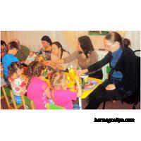 Мастер-класс для родителей и детей по изготовлению музыкальных инструментов.