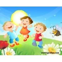 """Программа выступления детей на городской фестиваль: """"Миром правит доброта"""""""