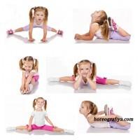 Игровая гимнастика, фитнес, стретчинг для детей
