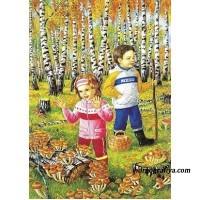 Развлечение «Осенняя прогулка в лес»