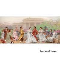 Историко-бытовые танцы.