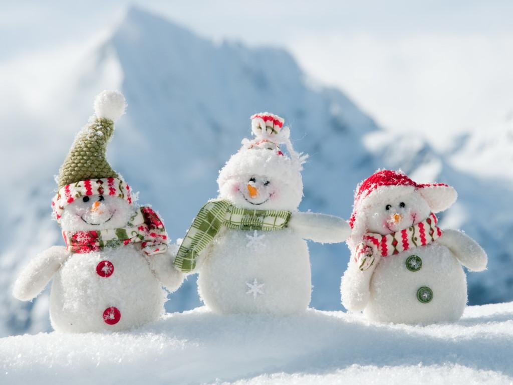 Красивые о зиме новом годе